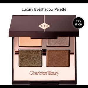Charlotte Tilbury Luxury palette Eye shadow!